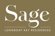 SAGE Longboat Key Main Logo