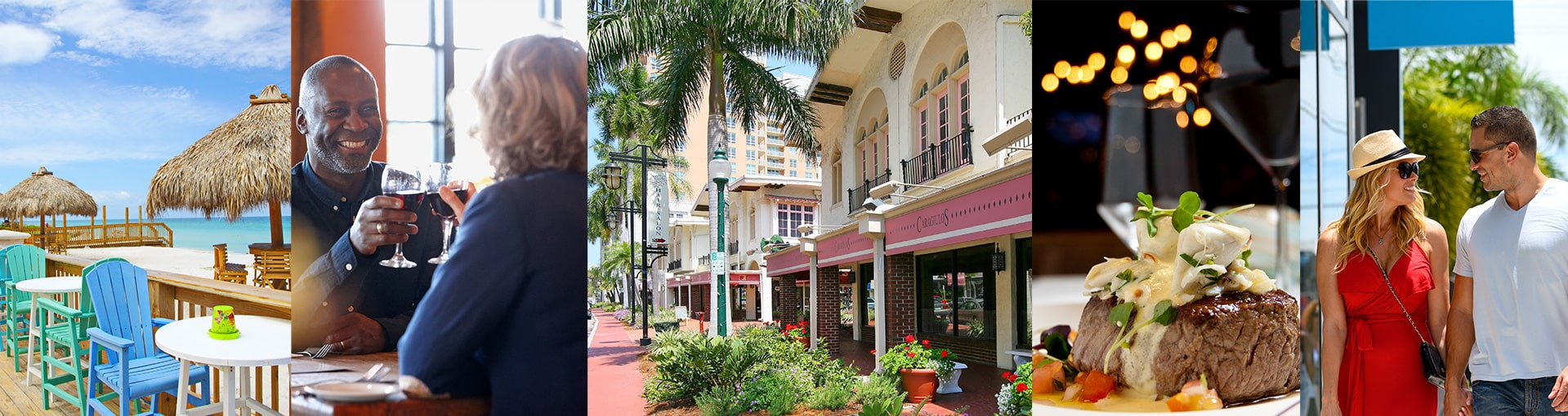 shopping and dining on longboat key